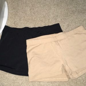 Other - Two pairs or dance shorts